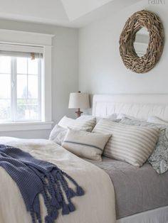 Neutral Paint Colors, Paint Color Schemes, House Color Schemes, Bedroom Paint Colors, Interior Paint Colors, Gray Bedroom, Paint Colors For Home, House Colors, Bedroom Decor