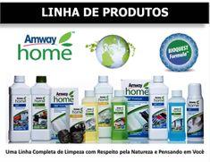 Produtos Amway Home - Linha de Produtos