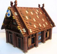 Maison02 | Maison inspiré du style architectural de blancher… | Flickr