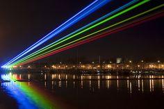 Global rainbow over Preston