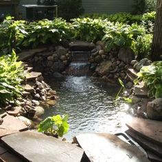 Wild Ways To Garden - Ponds ~ Water Gardens ~ Koi Ponds