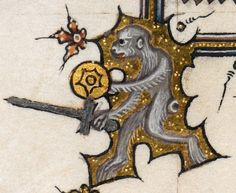 Detail Egerton MS 3277 Date 2nd half of 14th century  Title Psalter and Hours (the 'Bohun Psalter') f.34v