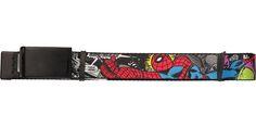 Spiderman and Green Goblin Mesh Belt #blackfriday #blackfridaysale