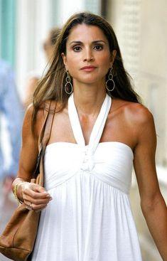 Rania Al-Abdullah - Queen of Jordan = Yahtzee!