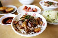 阿和肉燥飯  地址: 台南市中西區府前路一段12號  電話: 06-220 2619  營業時間: 6:30~15:30