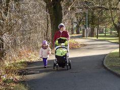 Free photo: Walk, Grandma, Adelka, Baby Girl - Free Image on ...