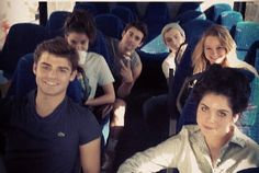 """Teen Beach Movie"" Cast Together November 9, 2013"