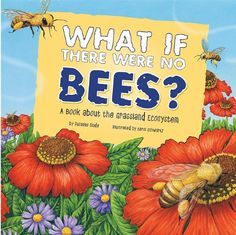 Why Are Bees Important? - Earth Day Learning for Kids - B-Inspired Mama