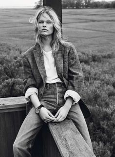 anna luisa ewers by josh olins for vogue paris october 2013