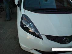 Honda Jazz BMW Style Projector Headlights