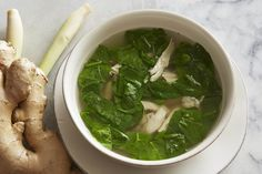 Detox Soup by Giada De Laurentiis- Winter calls for warm and healthy soups. A weekly detox is good for the body and good for the soul. Giada De Laurentiis, Detox Recipes, Soup Recipes, Dinner Recipes, Healthy Recipes, Clean Recipes, Easy Recipes, Clean Eating, Healthy Eating