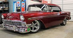 Hermoso Bel Air!..Re-pin...Brought to you by #HouseofInsurance for #CarInsurance #EugeneOregon
