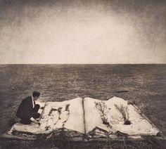 Robert Parkeharrison, The Book of Life, 1999, photogravure