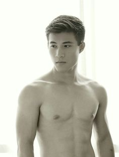Chun Bon by To Thanh Nghiep : Asian Boys, Asian Men, Shirtless Men, Male Beauty, Hot Boys, Beautiful Men, Poster, Abs, Handsome