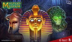 Mystery Museum Slot with Stacked Mystery Symbols Game Info, Face Down, Mythology, Slot, Mystery, Museum, Symbols, Group, Games