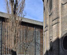 hans chr. hansen, architect: svanemølle koblingsstation, copenhagen 1966-1968 | by seier+seier