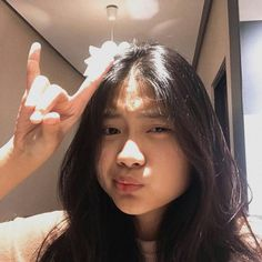 Boy And Girl Best Friends, Boy Or Girl, Pretty Girls, Cute Girls, Cute Slides, Asian Model Girl, Cute Girl Face, Ulzzang Korean Girl, Aesthetic Hair