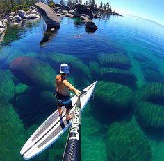 Lake Tahoe – Sierra Navedo - USA