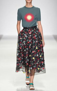 Holly Fulton  Trunkshow Look 19 on Moda Operandi