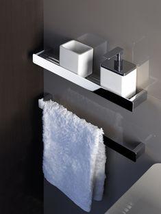 accessori bagno iSpa di Gessi #Gessi bathroom rivenditore Maes Srl Savigliano (CN)