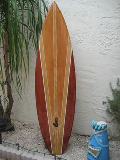 Kids Surfboard Wall Art Growth Chart By Tiki Soul Grow Chart Stick |  Pinterest | Kids Surfboards, Surfboards And Growth Charts
