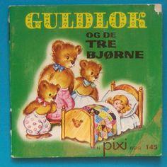 Pixi. Guldlok og de tre bjørne