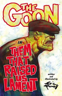 The Goon Vol 12: Them That Raised Us Lament Review: Zombies, Mom and a Politically 'Correct' Origin Story