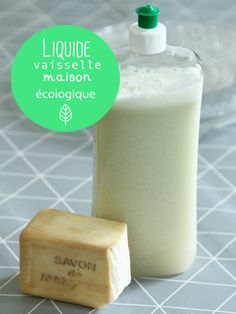 Diy Household Tips 210824826295124596 - Liquide vaisselle maison – Maman Ours-DIY Source by croixdorothe Cleaners Homemade, Diy Cleaners, Homemade Dishwashing Liquid, Diy Household Tips, Limpieza Natural, Natural Cleaners, Clean Dishwasher, Upcycled Crafts, Diy Crafts