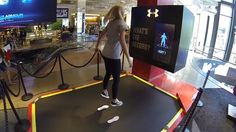 Latitude collaborated with Activate the Space to design, develop and deploy an instore fitness interactive experience called, Total Performance Record. TPR measures…