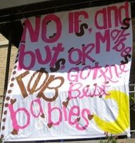 Bid Day, Obviously kd and hate the placement of the words but sooo cute