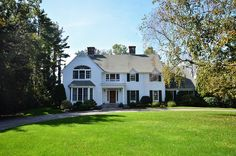 Elegant Long Neck Point Colonial  130 Long Neck Point Rd - Darien, Connecticut. Represented by Jeanne Hurty. See more eye candy on this home at www.halstead.com/98519724