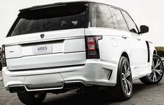Ares Range Rover