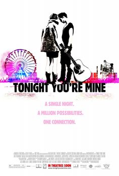 Tonight You're Mine. Dying to get my hands on the soundtrack!