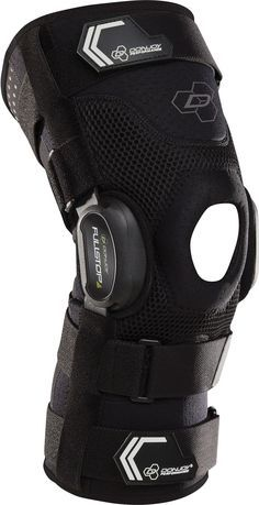 DonJoy Performance Bionic Fullstop ACL Knee Brace 4 Points of Leverage Hinge. Acl Knee Brace, Knee Injury, Tooth Nerve, Chiropractic Treatment, Sciatic Pain, Sciatic Nerve, Contact Sport, Nerve Pain, Braces