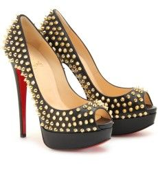 Christian Loboutin  aside from the price, I would have these! lol