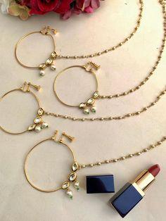 Nose Ring Stud, Nose Rings, Pearls, Diamond, Metal, Gold, Beading, Diamonds, Pearl