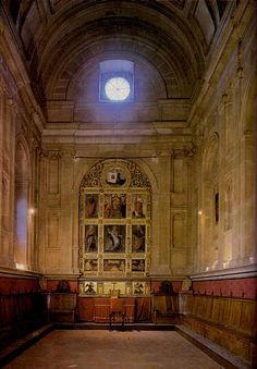 Sala Capitular de la Catedral de Jaén (Andrés de Vandelvira)