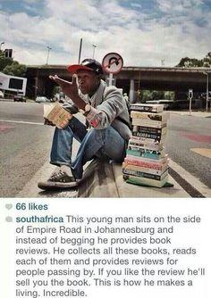 Street book critic