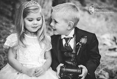Flower girl and ring bearer | Dream weddings ~ Dynamic Range Photography