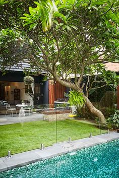 This compact Sydney garden is inspired by Bali Inspired by a family trip to Bali, this compact garden includes kid-friendly zones and plenty of space for entertaining.
