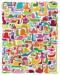 La-parenthese-enchantee Les dinosaures