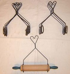 Display your Rolling Pins!