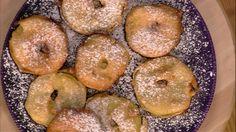 Le frittelle di mele #apple #Marsala #wine #vino