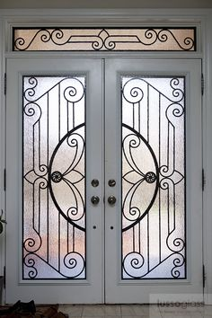 Wrought Iron Inserts Gallery
