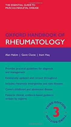 Oxford Handbook of Rheumatology (Oxford Medical Handbooks)