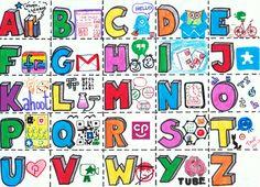 TOUCH ten obraz: Moje tabletowe ABC by Joanna Apanasewicz