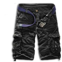 Cargo Shorts (8 colors)