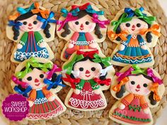Mexican Dolls ~ Cookie Connection