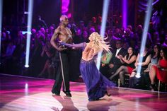 Photos of Donald Driver on DWTS