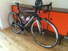 Colnago acr Carbon bike mavic ksyrium elite